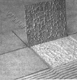Правильное покрытие клеем тыльной стороны плитки
