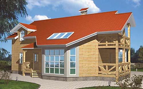 """Компания  """"СтройИнвестТопаз """" выводит на рынок Подмосковья новый формат недвижимости - мезонет (дом на 4 семьи)."""
