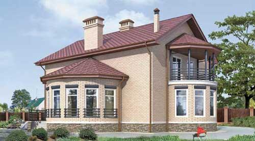 проекты загородных домов - Нужные схемы и описания для всех.