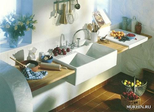 Для создания кухни в деревенском стиле, не лишенной при этом всех...