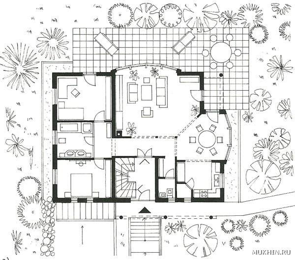 Схемы функционального строения