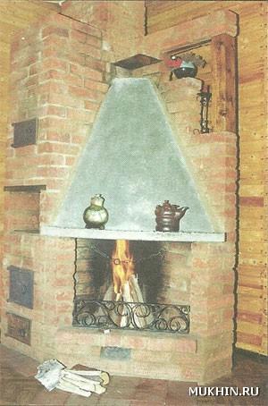 Дизайн каминов в доме