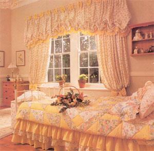Как сшить на кровать подзор 575
