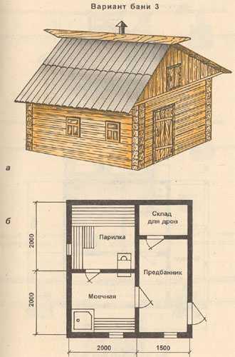 Строительство бань под ключ осуществляется с тем учетом, что готовая.