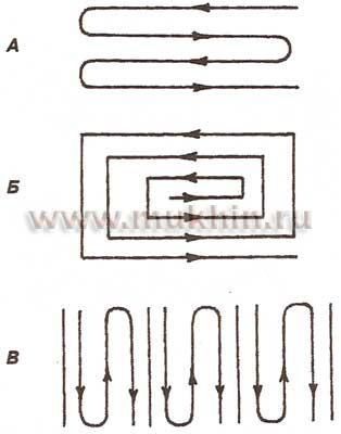 Исполнительные схемы фундаменты.